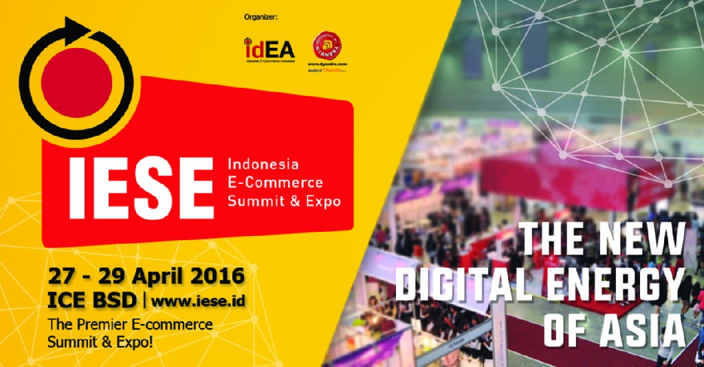 Indonesia E-commerce Summit and Expo 2016-banner